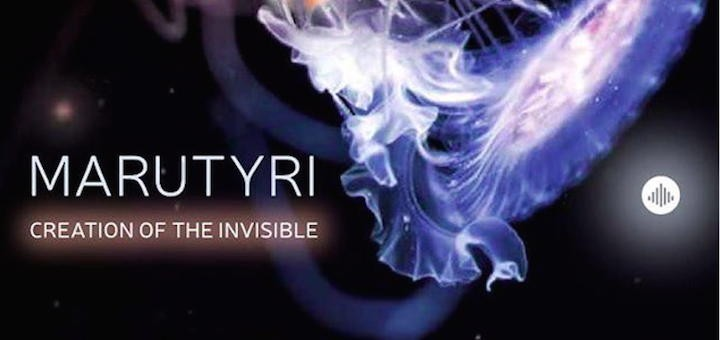 marutyri - creation of the invisible