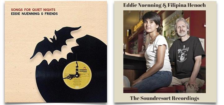 Doppelschlag: Zum Jubiläum seines Labels hat Eddie Nünning dieses Jahr zwei Alben heraus gebracht