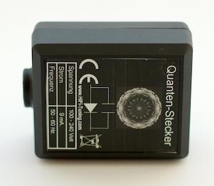 Der HiFi-Tuning Quanten-Stecker