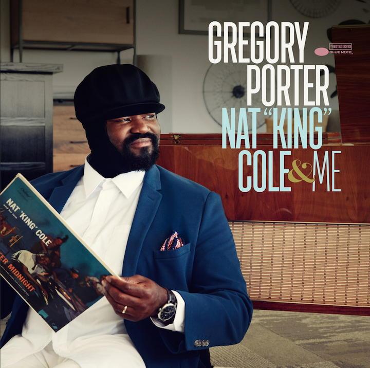 """Referenz an eine Inspiration und ein Vorbild: Gregory Porter - Nat """"King"""" Cole & Me"""
