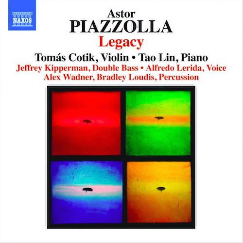Mit Legacy zeigt Tomás Cotik, wie sich SPielfreude und Sensibilität mit Piazolla vertragen und neue Einblicke in den Tango Nuevo bieten