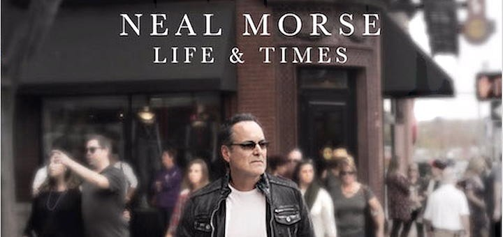US-Country-Pop statt ProgRock: Neal Morse – Live & Time