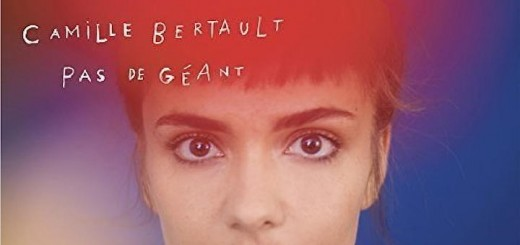 Spaßige Ideen: Camille Bertault mit ihrem neuen album Pas de géant