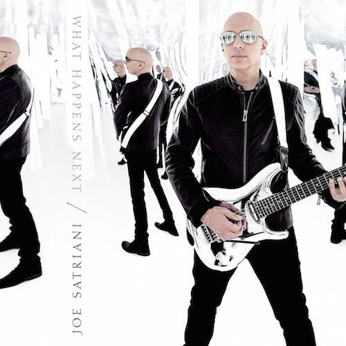 Sollte jemand vergessen haben, wie Rock geht, hat Joe Satriani die Antwort: What happens Next