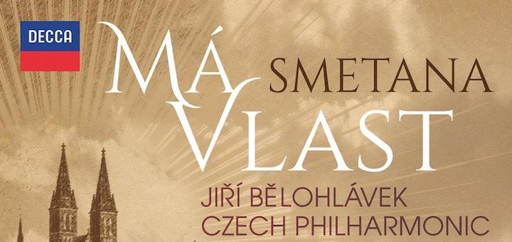 Jiří Bělohlávek, Czech Philharmonic – Smetana – Má Vlast- teaser