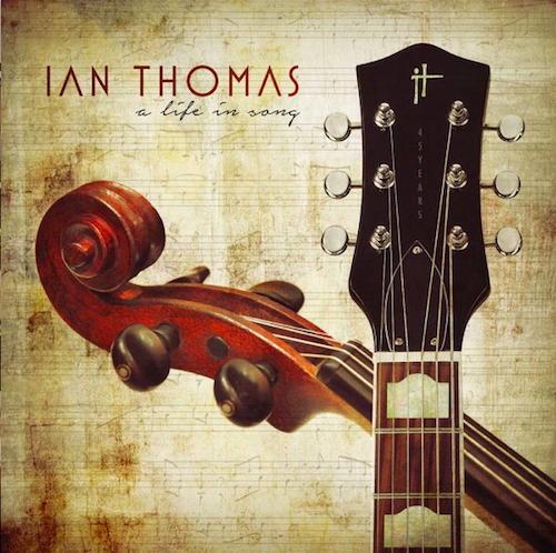 Sein jüngstes Album A Life In Song hat Ian Thomas mit dem Prague Philharmonic Orchestra eingespielt