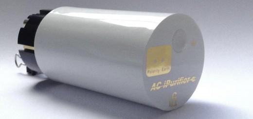 Der ifi Audio AC Purifier ist ein interessanter Netzfilter, der zudem verrät, ob er korrekt platziert ist