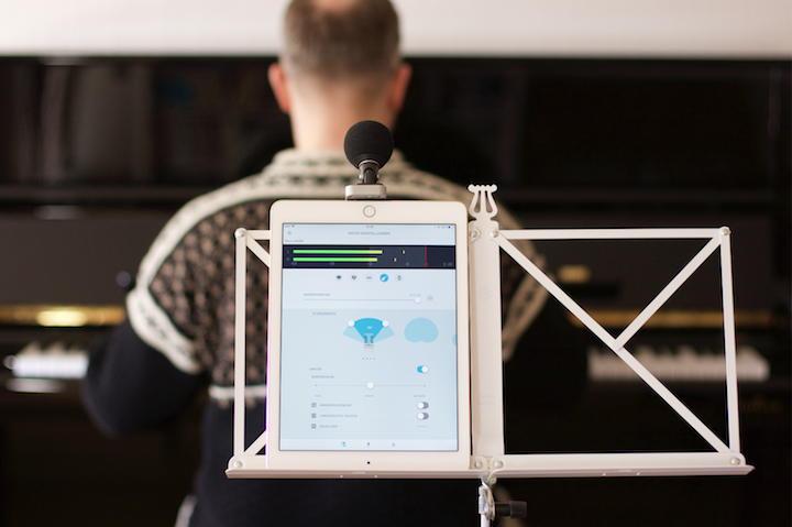 Hausmusik goes HighRes – mit dem Shure MV88 Mikrofon und einem iPad oder iPhone soll das möglich werden