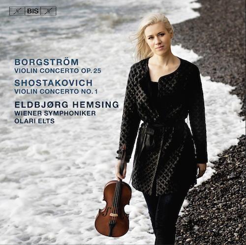 Entdeckerin als Entdeckung: Eldbjørg Hemsing spielte mit den Wiener Symphonikern unter Olari Elts Zwei Violinenkonzerte von  Borgström und Shostakovich ein