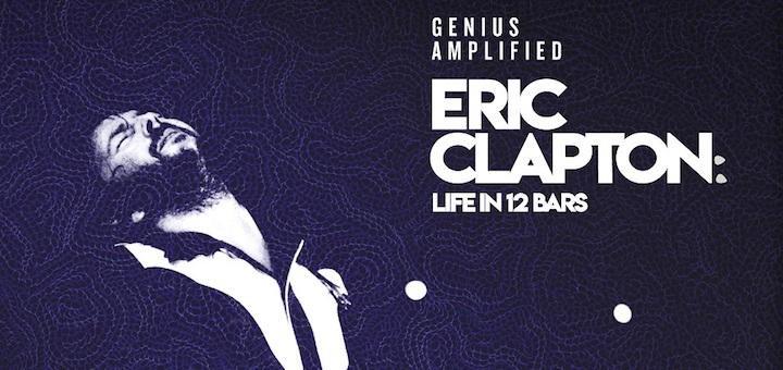 Geschichtsstunde und Zeitreise zugleich: Der Sampler zu Eric Claptons Filmografie Life In 12 Bars