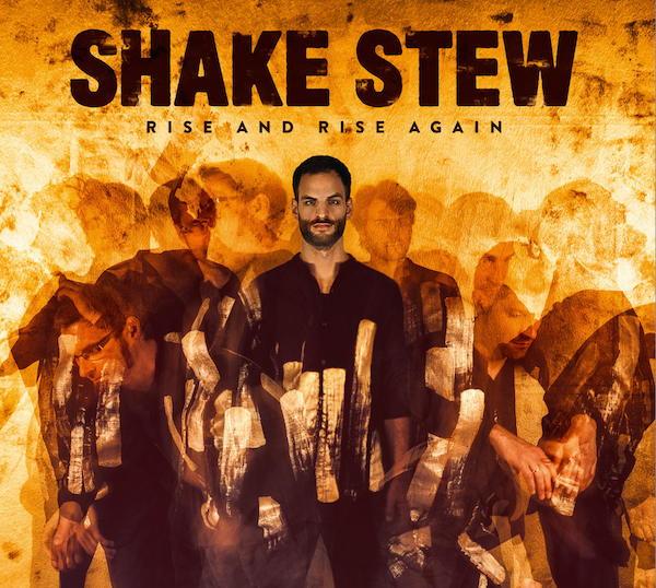 Bläser aus Österreich, aber beileibe keine Blasmusik – Shake Stew machen mit zwei Bässen und zwei Drumsets gehörig Wind