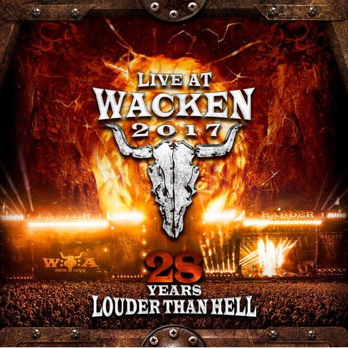 Bunter Mix zum Vorglühen: Live At Wacken 2017 – 28 Years Louder Than Hell