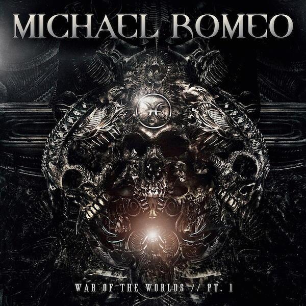 Symphonisch dystopisches Metal-Album: Michael Romero – War Of The Worlds / Pt. 1