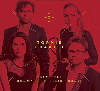 Mit Jazz-Einflüsterungen: Tormisele - Hommage To Veljo Tormis des Tormis Quartetts
