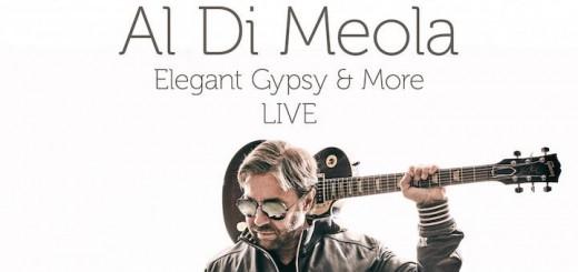 Al Di Meola – Elegant Gypsy & More LIVE