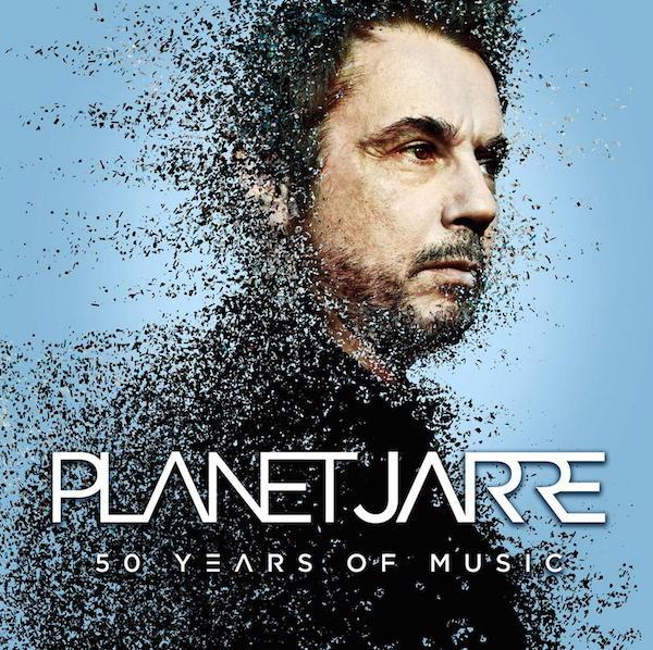Remastert und vielfältig: Das Doppel-Album Planet Jarre überspannt 50 Jahre Elektropop des Pioniers aus Frankreich
