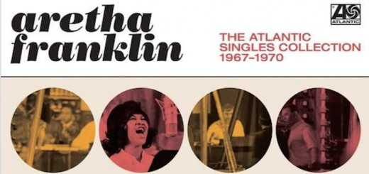 aretha franklin - atlatic singles collection - teaser
