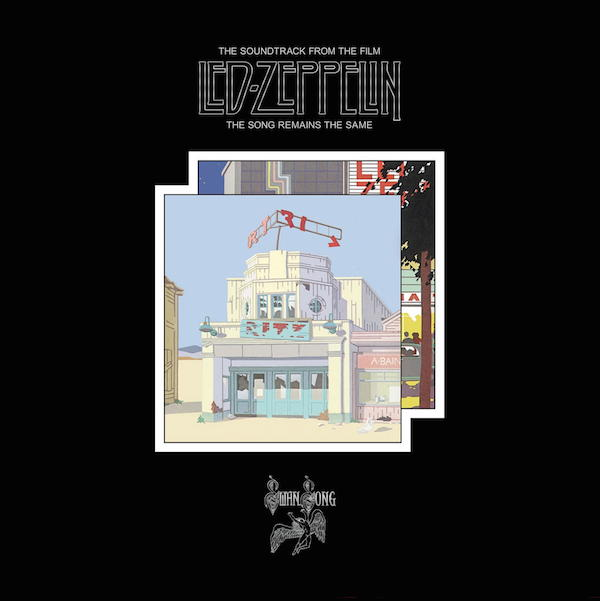 Fully remastered, bedingt verbessert: LED Zeppelins Konzert-Mitschnitt The Song Remains The Same