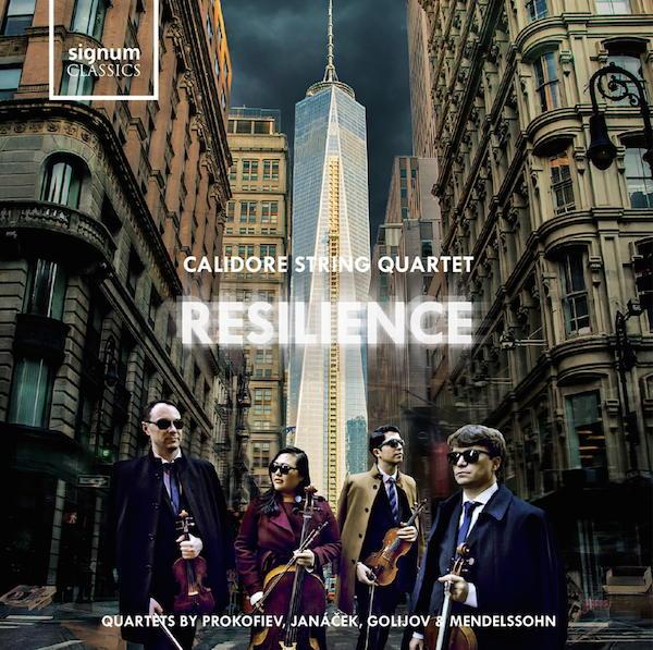 Verstehen sich auf erstklassige Interpretation: Das Calidore String Quartet bietet bewegende Momente mit Prokofiev, Janáček, Golijov und Mendelssohn