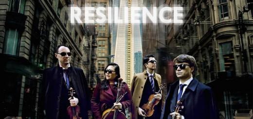calidore string quartet - resilience - teaser