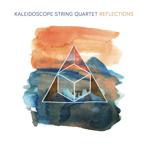 Mit Reflections zeigt das Kaleidoscope String Quartet, dass auch drei Violinen und ein Cello für eine solide Jazz-Performance gut sind