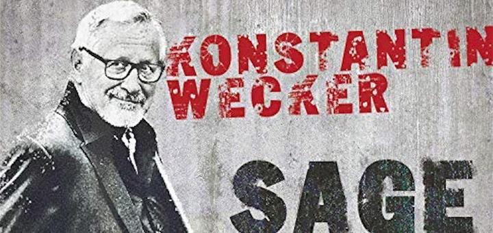 konstantin wecker - sage nein die antifaschistischen lieder - teaser