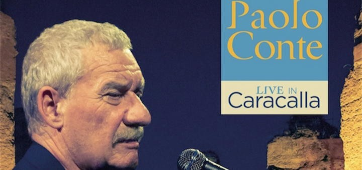 paolo conte - live in caracalla - teaser