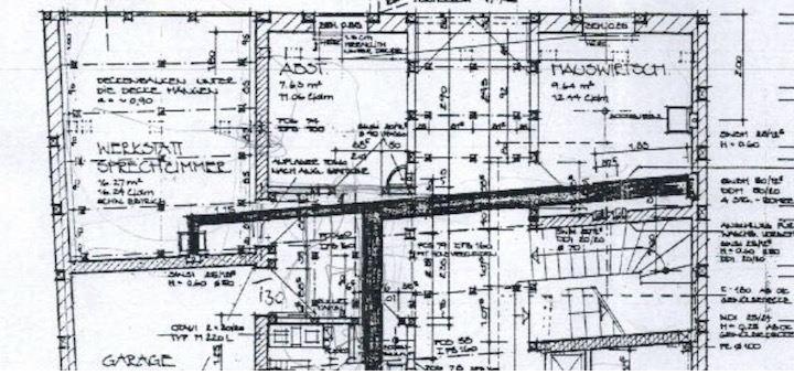 Auch ein Plan ist kein Garant für Plan… – wo ist der Hörraum nur am besten untergebracht?
