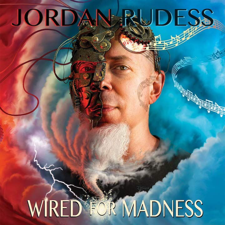 Wired For Madness von Jordan Rudess bietet Progressive Rock der charmanten Art