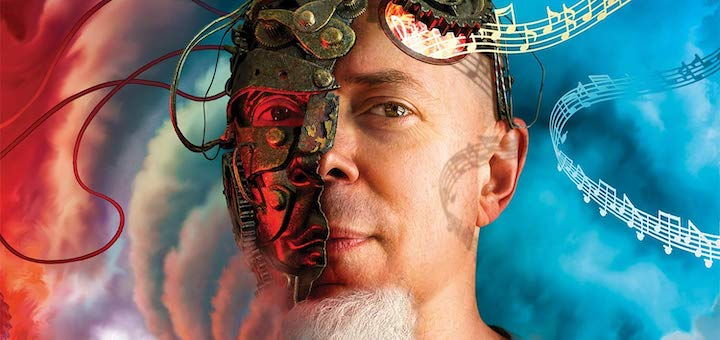 jordan rudess - wired for madness - teaser