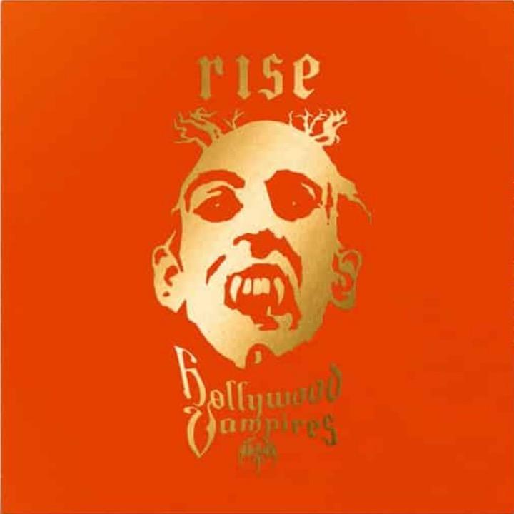 Ihr zweites Album Rise haben die Hollywood Vampires mit überwiegend eigenen Stücken gefüllt