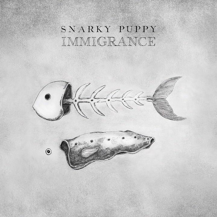 Immigrance, das zwölfte Album von Snarky Puppy, ist eine vielschichtige Reise