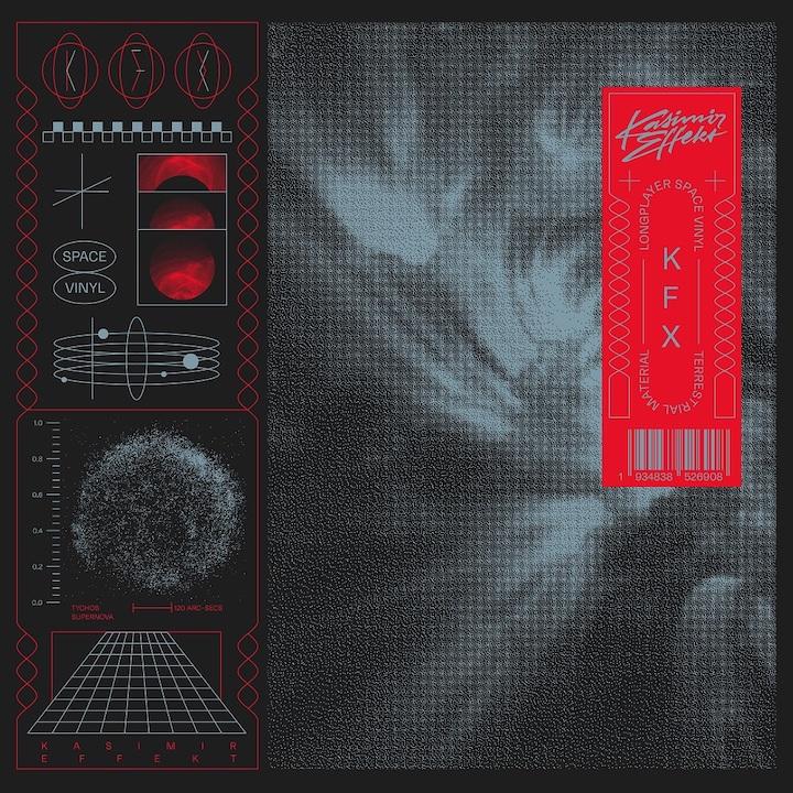 KFX von Kasimir Effekt ist ein interessantes Album, da es Elektro- und Trance-Avancen mit klassischem Rhodes-Bass-Drums-Trio verbindet