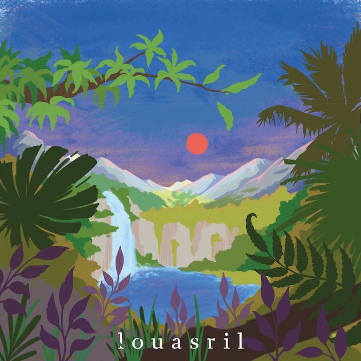 Die Debut-EP !louasril von Lou Asril ist ein netter Soul-Pop Tipp