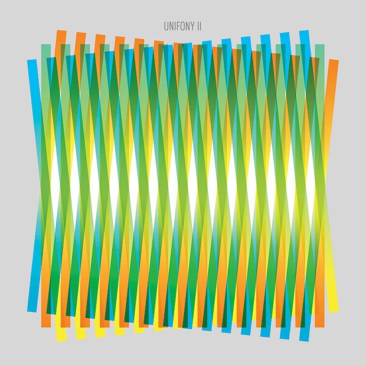 Entspannte Ambient-Sounds liefert das neue Album Unifony II des niederländischen Duos Unifony