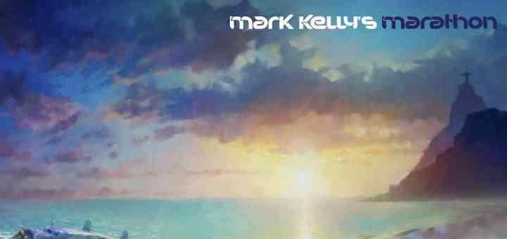 Marathon heißt das Album, das Marillion-Keyboarder Mark Kelly jetzt vorgestellt hat